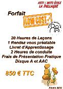 Forfait CS - Low cost