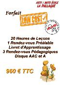 Forfait AAC - Low Cost